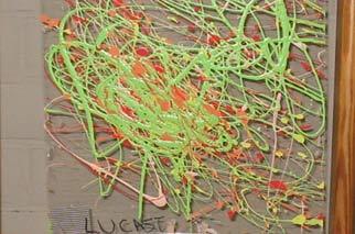 Les Techniques Du Peintre Jackson Pollock Classe De 2ème